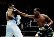 James Degale Autograph Signed Photo